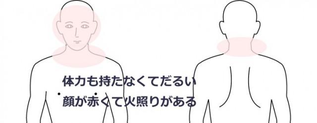 顔の赤みと自律神経